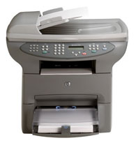 Hewlett Packard LaserJet 3330 mfp printing supplies
