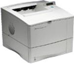 Hewlett Packard LaserJet 4000se printing supplies