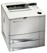 Hewlett Packard LaserJet 4050t printing supplies