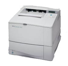 Hewlett Packard LaserJet 4100 printing supplies