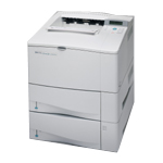 Hewlett Packard LaserJet 4100n printing supplies
