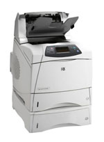 Hewlett Packard LaserJet 4300dtns printing supplies