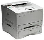 Hewlett Packard LaserJet 5000dn printing supplies