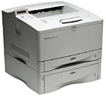 Hewlett Packard LaserJet 5000gn printing supplies