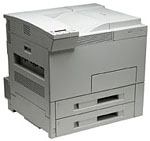 Hewlett Packard LaserJet 8000n printing supplies