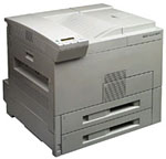 Hewlett Packard LaserJet 8100 printing supplies