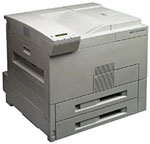 Hewlett Packard LaserJet 8100dn printing supplies