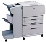 Hewlett Packard LaserJet 9000hns printing supplies