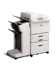 Hewlett Packard LaserJet 9000 mfp printing supplies
