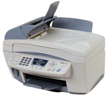 Brother MFC-3820CN printing supplies