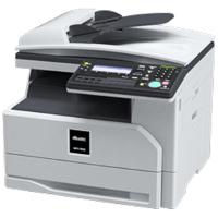 Muratec MFX-3510 printing supplies