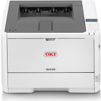 Okidata B432dn printing supplies