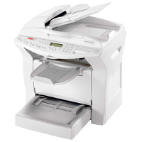 Okidata B4525 MFP printing supplies