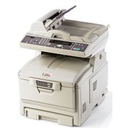 Okidata C5510n MFP printing supplies