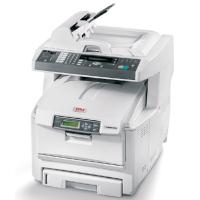 Okidata C5550 MFP printing supplies