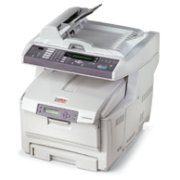 Okidata C5550n printing supplies