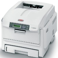 Okidata C5850dn printing supplies