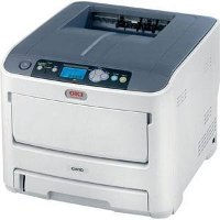 Okidata C610cdn printing supplies