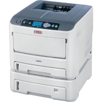 Okidata C610dtn printing supplies