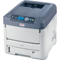 Okidata C711dn printing supplies