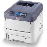 Okidata C711n printing supplies
