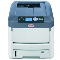 Okidata C711wt printing supplies