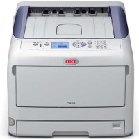 Okidata C822dn printing supplies