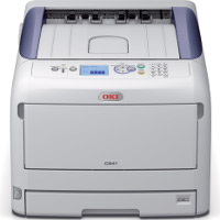 Okidata C841n printing supplies