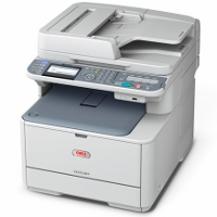 Okidata CX2731 printing supplies