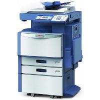 Okidata CX4545x printing supplies