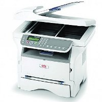 Okidata MB290 MFP printing supplies