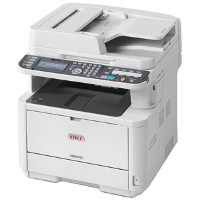 Okidata MB472w printing supplies