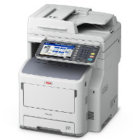 Okidata MB760 printing supplies