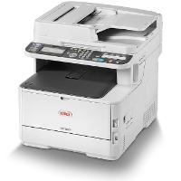 Okidata MC363dn printing supplies