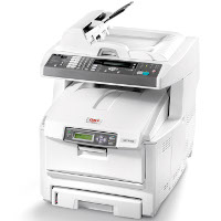Okidata MC560 printing supplies