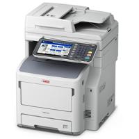 Okidata MC780 consumibles de impresión