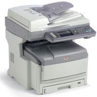 Okidata MC860 MFP printing supplies