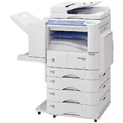 Panasonic Workio DP-3000E printing supplies
