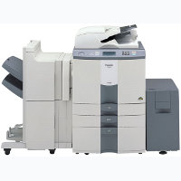 Panasonic Workio DP-6530 printing supplies