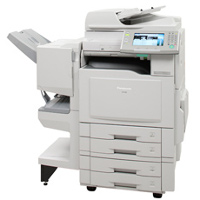 Panasonic Workio DP-C406 printing supplies