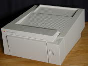 Apple Personal LaserWriter NTR printing supplies