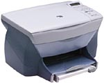 Hewlett Packard PSC 750 All-In-One printing supplies