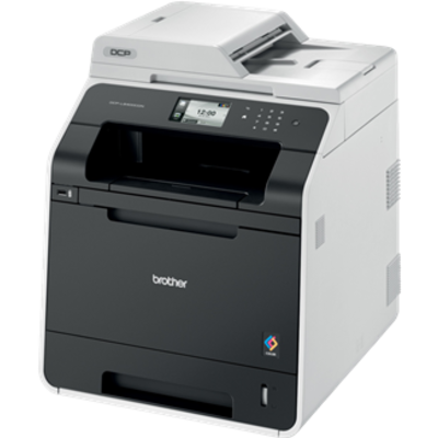 Brother DCP-L8400CDN printing supplies