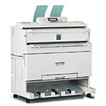 Ricoh Aficio 240W printing supplies