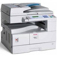 Ricoh Aficio MP 1500 printing supplies