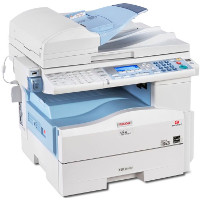 Ricoh Aficio MP 171F printing supplies