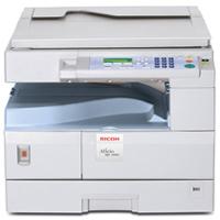 Ricoh Aficio MP 1900 printing supplies