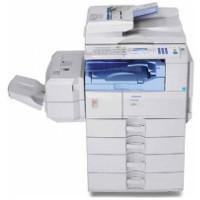 Ricoh Aficio MP 2500LN consumibles de impresión