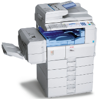 Ricoh Aficio MP 2500SP printing supplies
