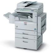 Ricoh Aficio MP 3010P printing supplies